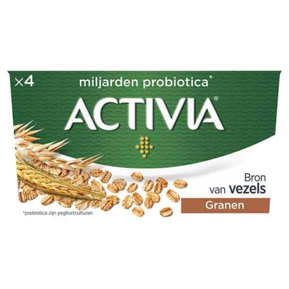 Activia Yoghurt granen product photo