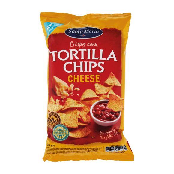 Santa Maria Tortilla Chips Cheese product photo
