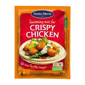 Santa Maria Crispy Chicken Seasoning Mix product photo