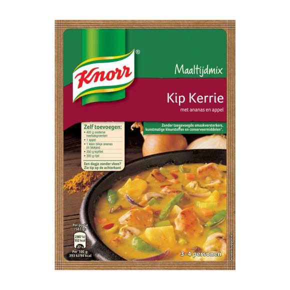 Knorr Mix voor kip kerrie product photo