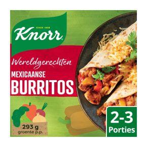 Knorr  Burritos Wereldgerecht product photo