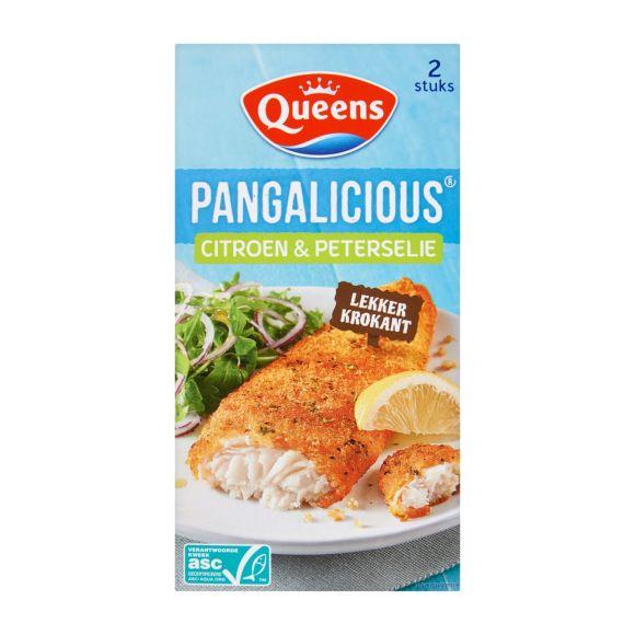 Queens Pangalicious citroen & peterselie 2 stuks product photo