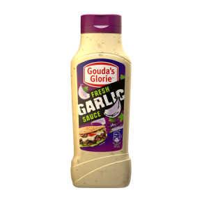 Gouda's Glorie snacksaus fresh garlic product photo