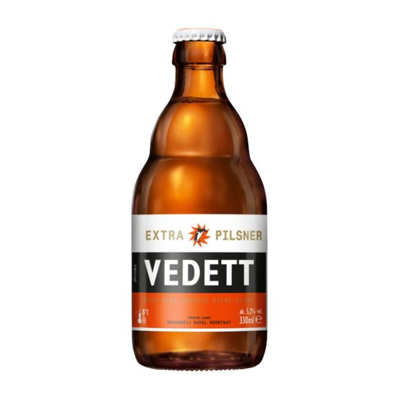 Vedett Extra pilsner product photo