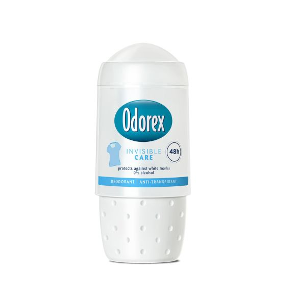 Odorex Deoroller invisible care product photo