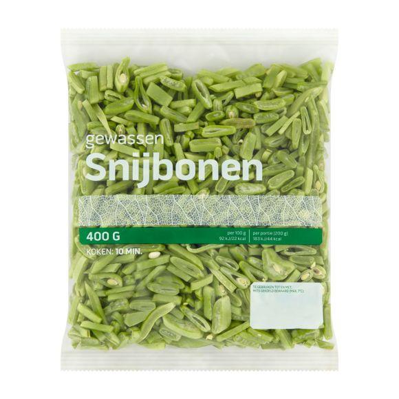 Snijbonen voordeelverpakking product photo