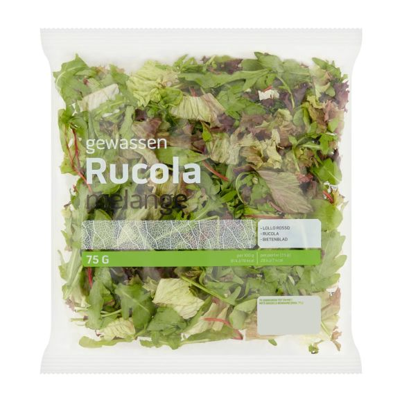 Rucola slamelange product photo