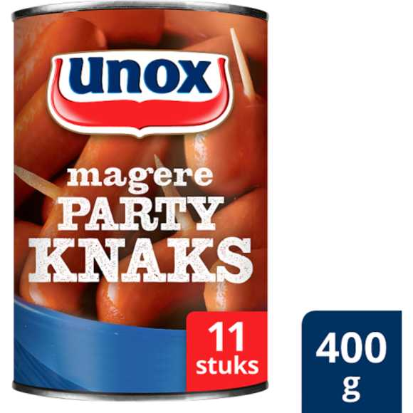 Unox Knaks party mager product photo