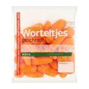 Geschrapte worteltjes voordeelverpakking product photo