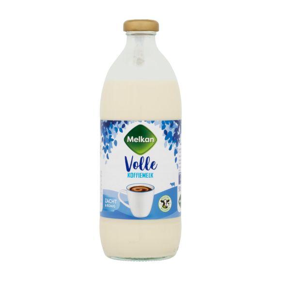 Melkan Volle koffiemelk product photo