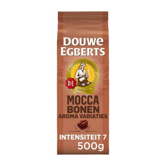 Douwe Egberts Mocca koffiebonen product photo