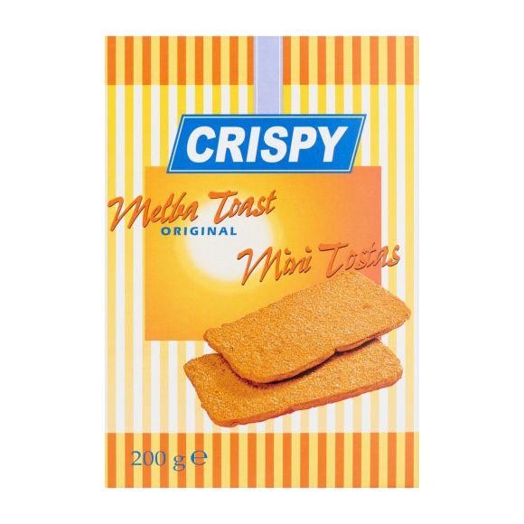 Crispy Melba toast product photo