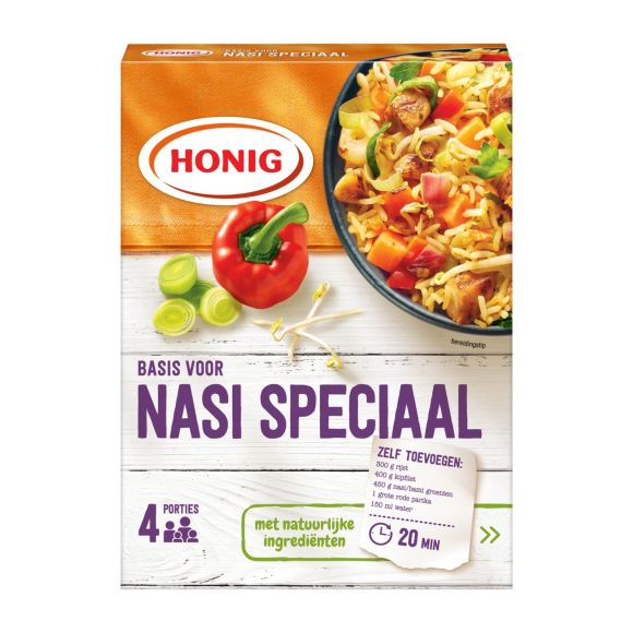 Mix voor nasi speciaal product photo