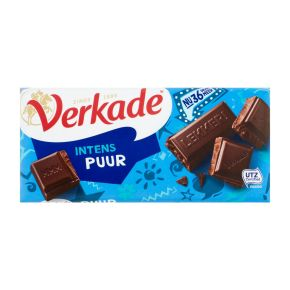Verkade Puur chocoladereep product photo