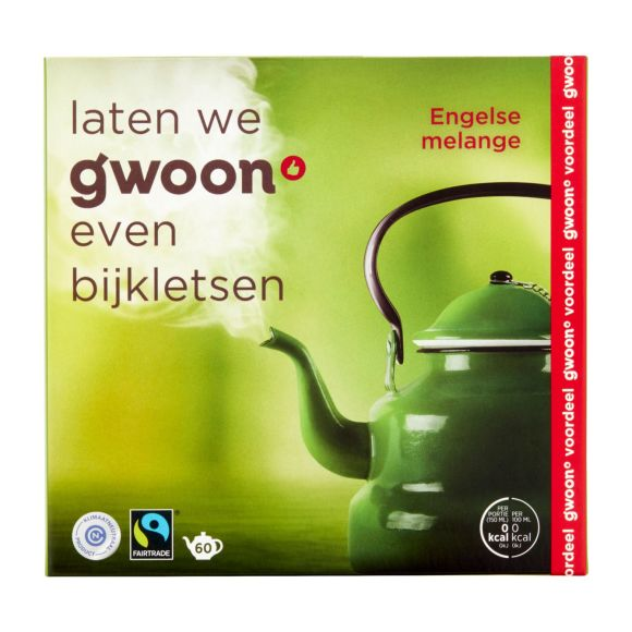 g'woon Engelse melange thee product photo