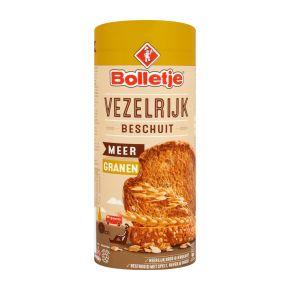 Bolletje Vezelrijk beschuit meergranen product photo