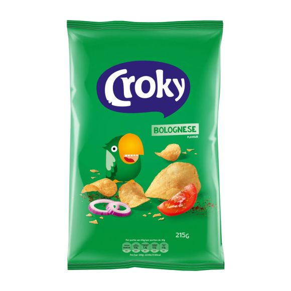 Croky Bolognese product photo