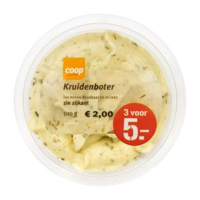 Coop Kruidenboter product photo
