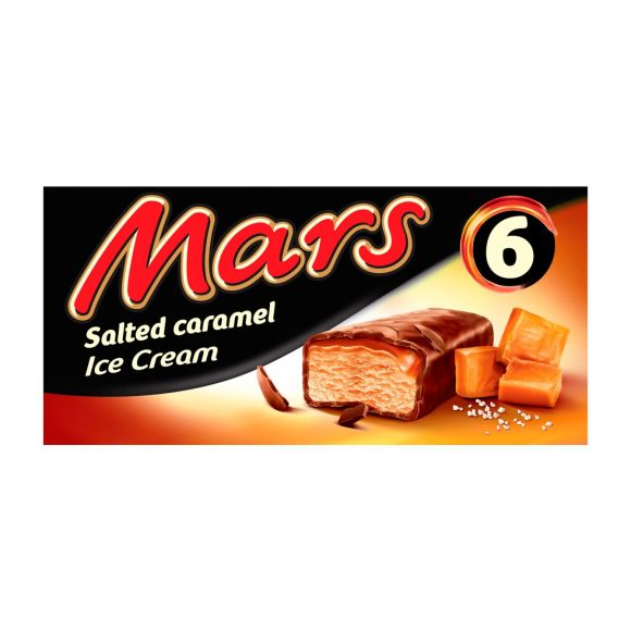 Mars Salted caramel product photo