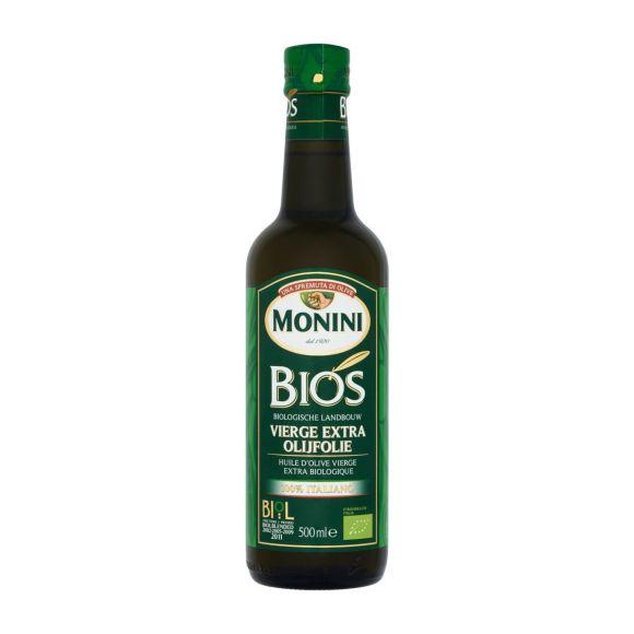 Monini Olijfolie biologisch product photo