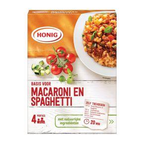 Honig Mix voor macaroni en spaghetti product photo