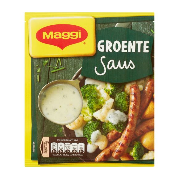 Maggi Groente saus product photo