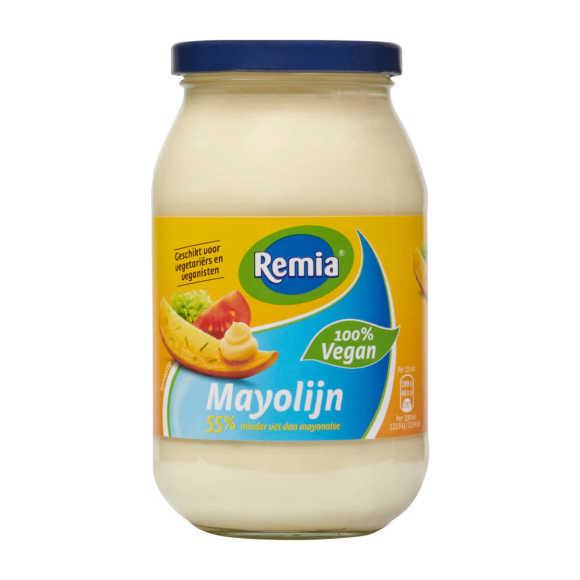Remia Mayolijn 100% plantaardig product photo