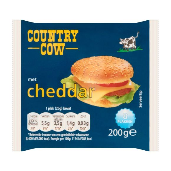 Country Cow Cheddar product photo