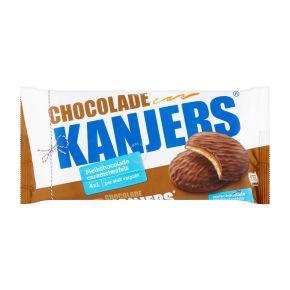 Kanjers chocowafel 4x1st product photo