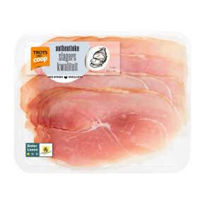 Trots van Coop Authentieke Coburger ham product photo