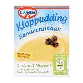 Dr. Oetker Kloppudding banaan product photo