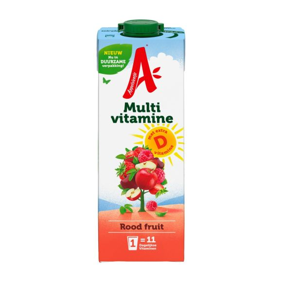 Appelsientje Multi vitamientje rood fruit product photo