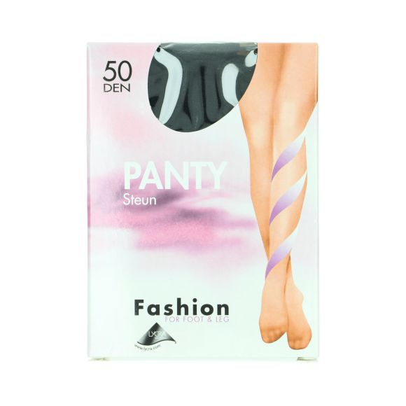 Fashion Panty steun 44/48 zwart product photo