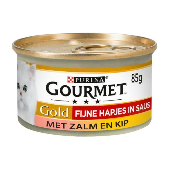 Gourmet Gold Zalm en Kip product photo