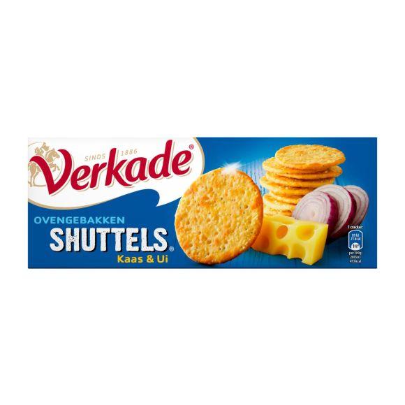 Verkade Shuttels kaas & ui product photo