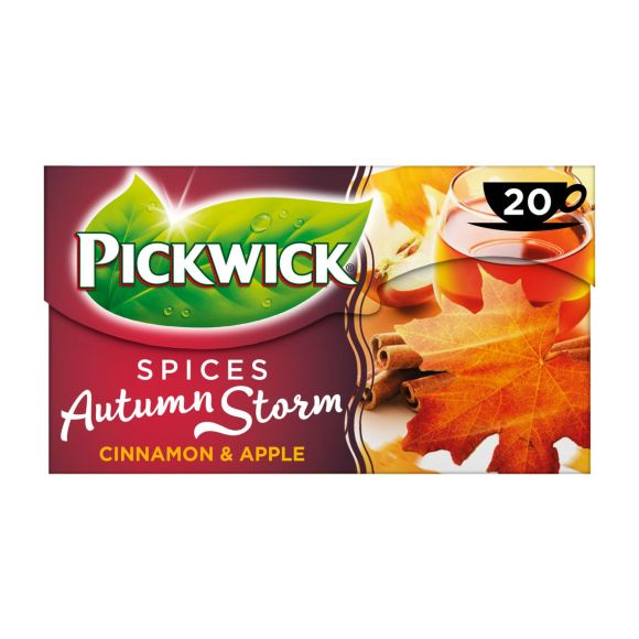 Pickwick Spices autumn storm zwarte thee product photo