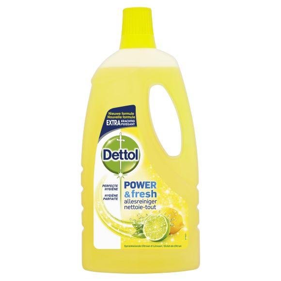 Dettol Allesreiniger citroen & limoen product photo
