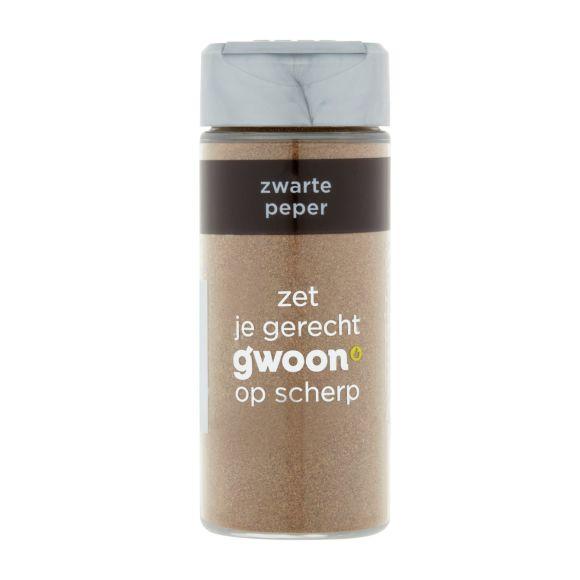 g'woon Zwarte peper product photo