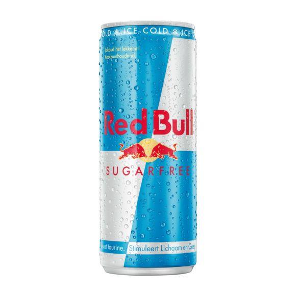 Red Bull Energy gekoeld sugar free product photo