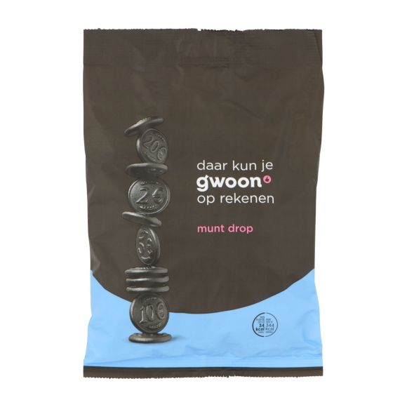 g'woon Munt drop product photo