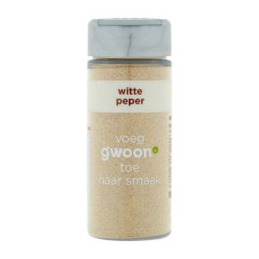 g'woon Witte peper product photo