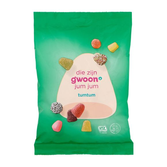 g'woon Tum tum product photo