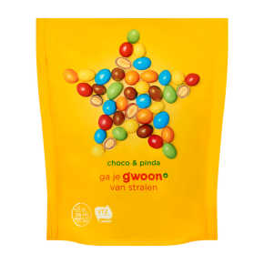 g'woon Choco pinda's product photo