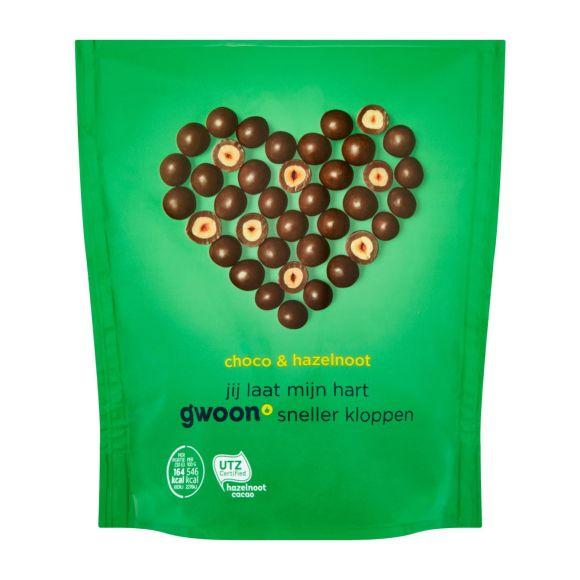 g'woon Choco hazelnoot product photo