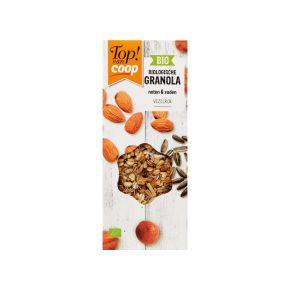 Top! van Coop Bio granola noten & zaden product photo