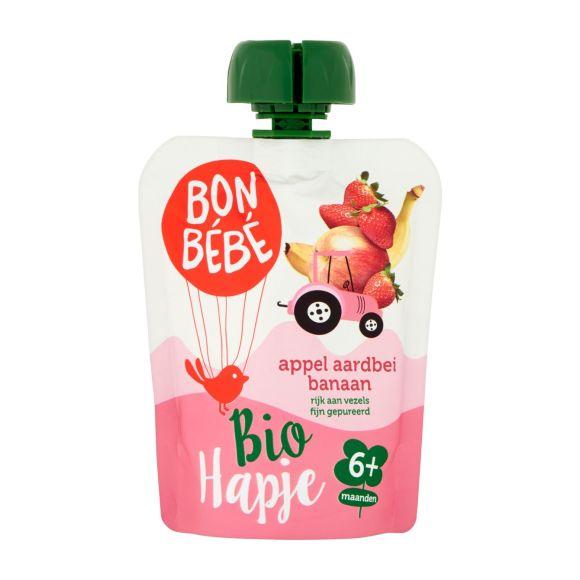 Bonbébé Pouch appel-aardbei product photo
