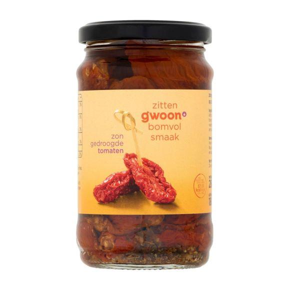 g'woon Zongedroogde tomaten product photo