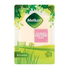Melkan Jong belegen geitenkaas plakken product photo
