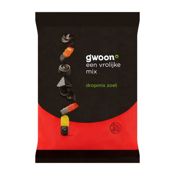 g'woon Dropmix zoet product photo