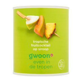 g'woon Tropische fruitcocktail product photo